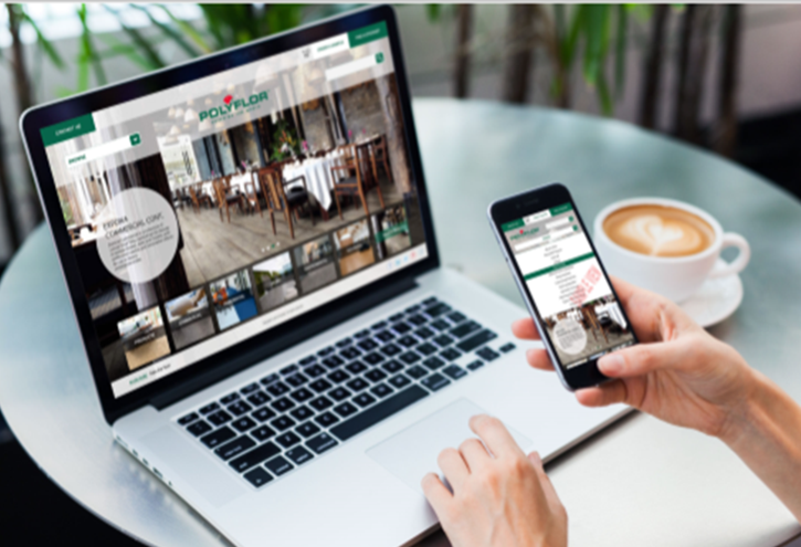 Polyflor Launches new website